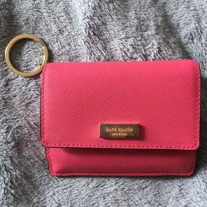 Kate spade wristlet/ ID wallet